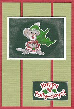 Scrapbooking - Simple Christmas Cards