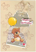 Scrapbooking - Birthday Card