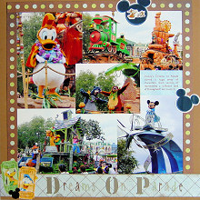 Scrapbooking with Multiple Photos