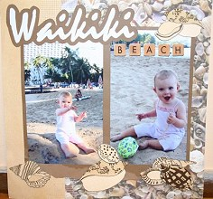 Stickers 'N' Fun Scrapbooking Design Team - Susanne