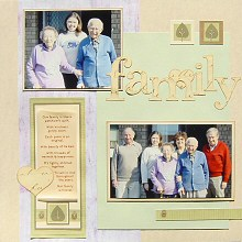 Scrapbooking - Creative Titles for Scrapbooking