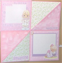 Making Mini Scrapbooking Albums