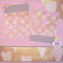 Scrapbooking With Patterned Papers