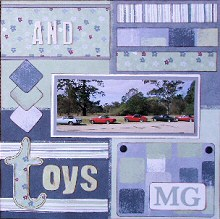 Scrapbooking Ideas with Dejas Views Patterned Papers