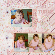 Scrapbooking Ideas with Chatterbox Papers