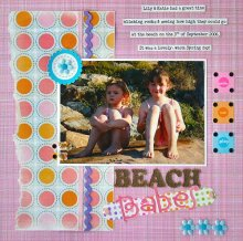 Scrapbooking Ideas with Scrapbooking Sketches