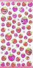 Strawberry Kawaii Stickers