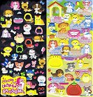 Puffy Puppy Dogs Kawaii Stickers