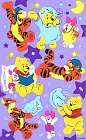 Bedtime Pooh & Friends Stickers