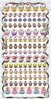 Mini Cupcakes Kawaii Stickers