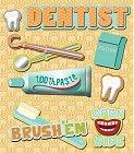3D Dentist Stickers
