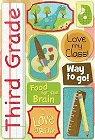 Third Grade Stickers