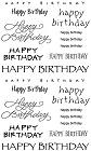 Happy Birthday Captions Stickers