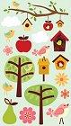 Home Tweet Home Stickers