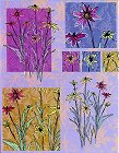 Day Dreams Flowers Stickers