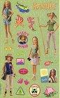 Nature Barbie Stickers