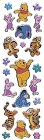 Pooh & Friends Gems Stickers
