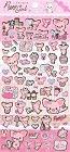 Piggy Girl Beauty 1 Kawaii Stickers