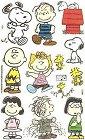 Snoopy Rub-Ons
