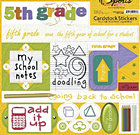 Fifth Grade Stickers