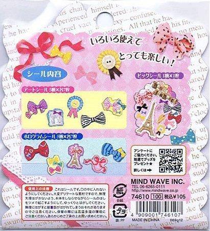 Bonne Journee Paris Kawaii Sticker Sack 2