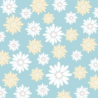 Daisies Splash Paper