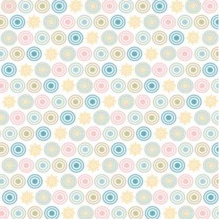 Daisies Swirls Paper