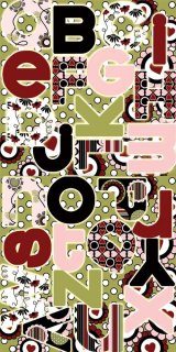 Smitten Large Monograms