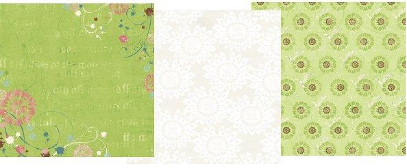 Splatter Paper Pack 12x12