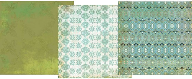 Mar Chai Paper Pack 12x12