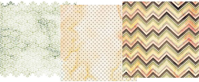 Porc Hampton Paper Pack 12x12