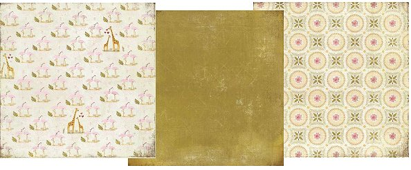 Sugar Delight Paper Pack 12x12