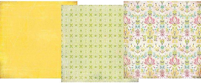 Urb Bountiful Paper Pack 12x12