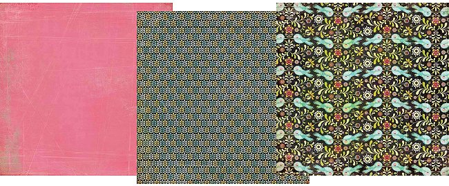 Urban Meadow Paper Pack 12x12