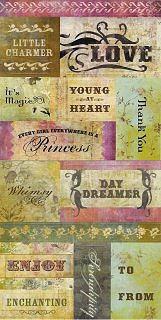 Fleuriste Day Dreamer Stickers