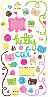 Pretty Kitty Stickers