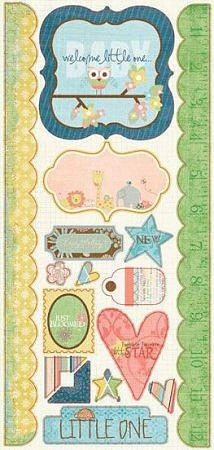 Baby Mine Stickers