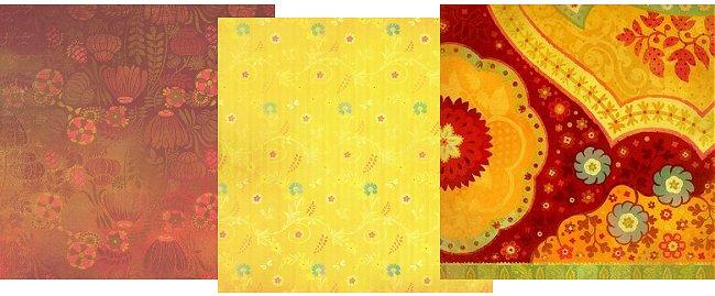 Mira Foil Paper Pack 12x12