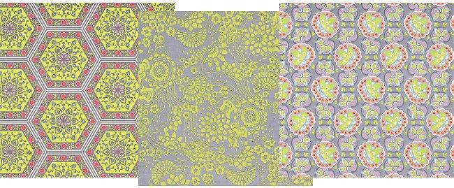 Lotus Glitter Paper Pack 12x12