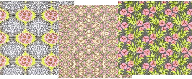 Lotus Foil Paper Pack 12x12