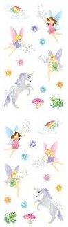 Fairies And Unicorns Stickers