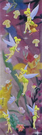 Shiny Tinkerbell Stickers