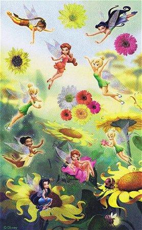 Glitter Tinkerbell Garden Stickers