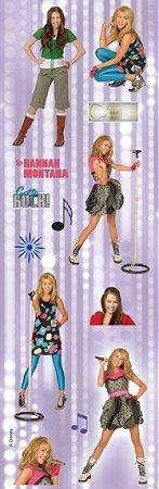 Shiny Hannah Montana Stickers