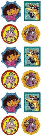 Shiny Dora The Explorer Stickers