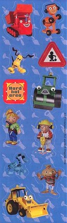 Bob The Builder Stickers
