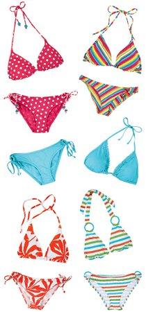 Bikinis Stickers