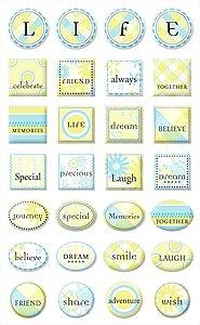 Lollia Life Gems Stickers