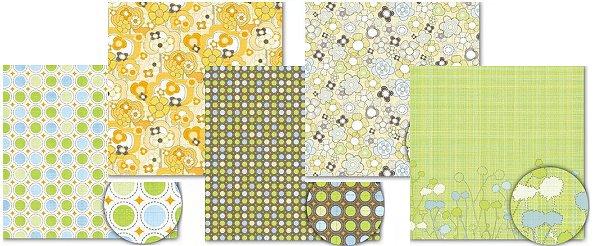 Sew Fine Paper Pack 12x12