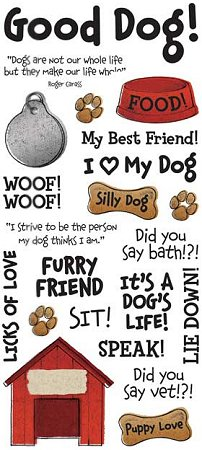 I Love My Dog Quotes New I Love My Dog Quotes Stickers 8652  Cats & Dogs Stickers